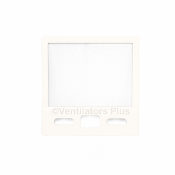 1101464 Overlay, Front Enclosure for Philips Trilogy